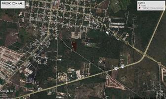 Foto de terreno comercial en venta en  , conkal, conkal, yucatán, 3135989 No. 01