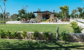Foto de terreno habitacional en venta en  , conkal, conkal, yucatán, 4281093 No. 01