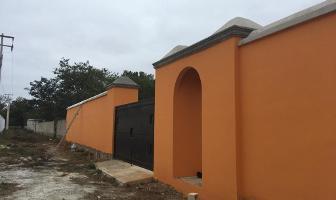 Foto de terreno habitacional en venta en  , conkal, conkal, yucatán, 6674943 No. 01