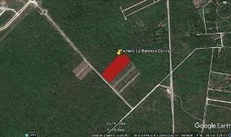 Foto de terreno habitacional en venta en  , conkal, conkal, yucatán, 6813667 No. 01