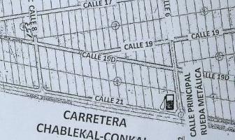 Foto de terreno habitacional en venta en . , conkal, conkal, yucat?n, 0 No. 01
