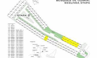 Foto de terreno habitacional en venta en  , conkal, conkal, yucatán, 7000392 No. 01