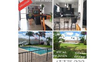 Foto de casa en venta en  , , conkal, yucatán, 12716752 No. 01