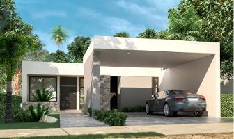 Foto de casa en venta en conocida 123, dzitya, mérida, yucatán, 12577488 No. 01