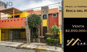 Foto de casa en venta en conocida , la tampiquera, boca del río, veracruz de ignacio de la llave, 12581570 No. 01