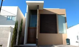 Foto de casa en renta en conocida , lomas de angelópolis, san andrés cholula, puebla, 12655337 No. 01