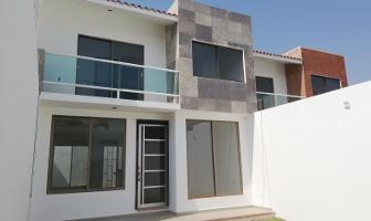 Foto de casa en venta en contactar contactar, gabriel tepepa, cuautla, morelos, 6925535 No. 01