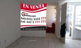 Foto de casa en venta en convento de las capuchinas 667, mision del valle, morelia, michoacán de ocampo, 7473028 No. 01