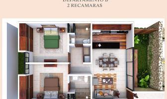 Foto de departamento en venta en corazon de tierra , temozon norte, mérida, yucatán, 6894605 No. 01