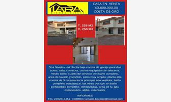 Foto de casa en venta en costa de oro 1, costa de oro, boca del río, veracruz de ignacio de la llave, 11196834 No. 01