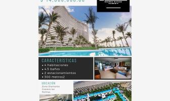 Foto de departamento en venta en costera las palmas 1, playa diamante, acapulco de juárez, guerrero, 12344471 No. 01