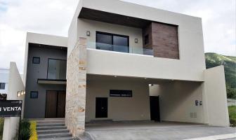 Foto de casa en venta en cristal de budget 100, valles de cristal, monterrey, nuevo león, 12401546 No. 01