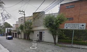 Foto de casa en venta en cruz verde 00, lomas quebradas, la magdalena contreras, df / cdmx, 0 No. 01