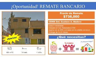 Foto de casa en venta en  , nueva atzacoalco, gustavo a. madero, df / cdmx, 11939549 No. 01