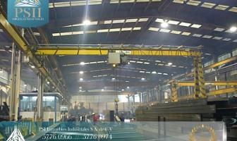 Foto de nave industrial en renta en  , san francisco xalostoc, ecatepec de morelos, méxico, 3746956 No. 01