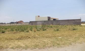 Foto de terreno habitacional en venta en cuervos , cacalomacán, toluca, méxico, 12322257 No. 01