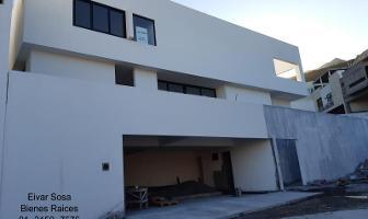 Foto de casa en venta en  , las cumbres, monterrey, nuevo león, 11338293 No. 01