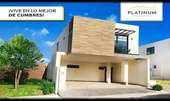 Foto de casa en venta en  , cumbres providencia, monterrey, nuevo león, 16757882 No. 01