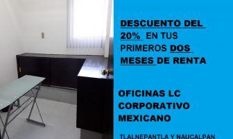 Foto de oficina en renta en San Javier, Tlalnepantla de Baz, México, 15799094,  no 01