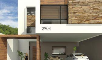 Foto de casa en venta en Vistancias 1er Sector, Monterrey, Nuevo León, 19677121,  no 01