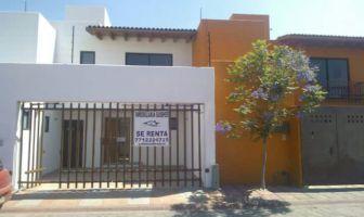 Foto de casa en renta en Arboledas de San Javier, Pachuca de Soto, Hidalgo, 5933369,  no 01