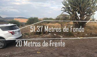 Foto de terreno habitacional en venta en San Pablo, Querétaro, Querétaro, 7309667,  no 01