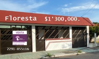 Foto de casa en venta en Floresta, Veracruz, Veracruz de Ignacio de la Llave, 18688500,  no 01