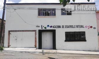 Foto de edificio en venta en  , de analco, durango, durango, 5932468 No. 01