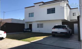 Foto de casa en venta en de la pila 100, residencial santa teresa, durango, durango, 10274635 No. 01
