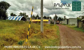 Foto de terreno habitacional en venta en de las diligencias 7, san miguel xometla, acolman, méxico, 8874364 No. 01