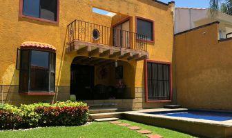 Foto de casa en venta en Maravillas, Cuernavaca, Morelos, 15445780,  no 01