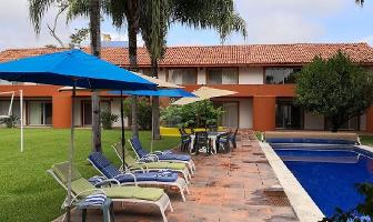 Foto de casa en venta en del amate , ixtlahuacan, yautepec, morelos, 5816310 No. 01