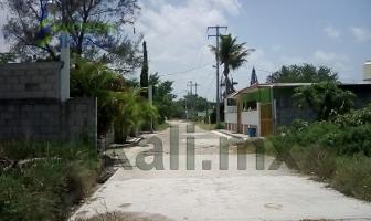 Foto de terreno habitacional en venta en  , del bosque, tuxpan, veracruz de ignacio de la llave, 5627644 No. 01