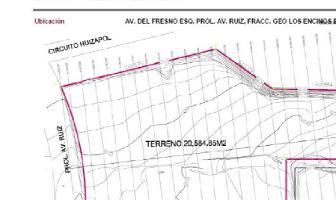 Foto de terreno habitacional en venta en del fresno 1 , los encinos, ensenada, baja california, 0 No. 01