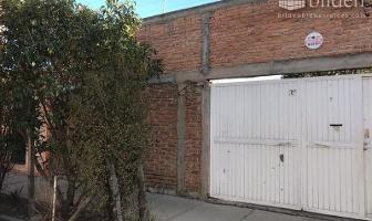 Foto de casa en venta en  , del maestro, durango, durango, 10583369 No. 01