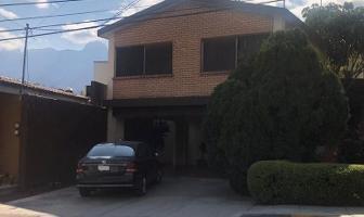 Foto de casa en venta en  , del valle, san pedro garza garcía, nuevo león, 12456798 No. 01