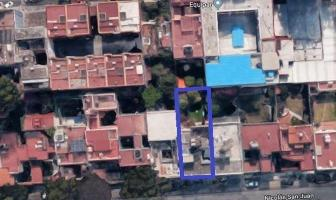 Foto de terreno habitacional en venta en  , del valle sur, benito juárez, distrito federal, 0 No. 01