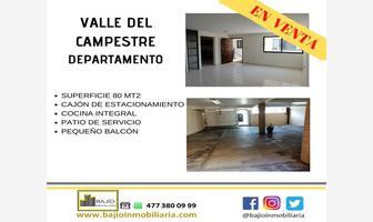 Foto de departamento en venta en departamento en venta ., valle del campestre, león, guanajuato, 15314922 No. 01