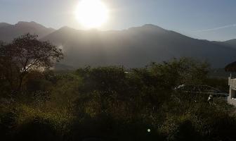 Foto de terreno habitacional en venta en divisiorio , huajuquito o los cavazos, santiago, nuevo león, 6181080 No. 01