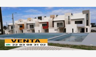 Foto de casa en venta en doctor joaquín perea blanco 2, astilleros de veracruz, veracruz, veracruz de ignacio de la llave, 15248613 No. 01