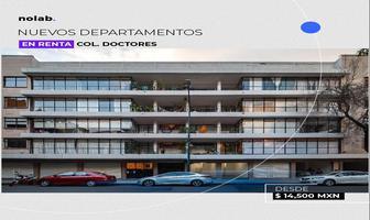 Foto de departamento en renta en  , doctores, cuauhtémoc, df / cdmx, 0 No. 01