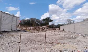 Foto de terreno habitacional en venta en  , dzitya, mérida, yucatán, 12571952 No. 01