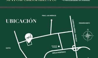 Foto de terreno habitacional en venta en  , dzitya, mérida, yucatán, 13816141 No. 01