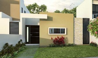 Foto de casa en venta en  , dzitya, mérida, yucatán, 14010369 No. 01