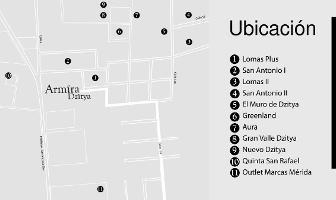 Foto de terreno habitacional en venta en  , dzitya, mérida, yucatán, 14227745 No. 01