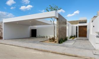 Foto de casa en venta en  , dzitya, mérida, yucatán, 16543697 No. 01