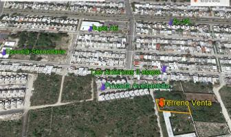 Foto de terreno habitacional en venta en  , dzitya, mérida, yucatán, 4551742 No. 01
