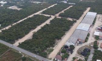 Foto de terreno habitacional en venta en  , dzitya, mérida, yucatán, 7029182 No. 01