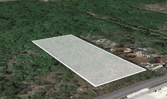 Foto de terreno habitacional en venta en  , dzununcán, mérida, yucatán, 12175466 No. 01