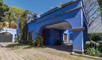 Foto de casa en venta en Tlacopac, Álvaro Obregón, DF / CDMX, 19132321,  no 01